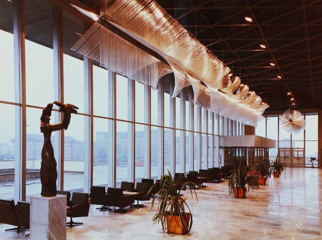 Foyer - sportovní hala Most